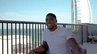 ANTHONY JOSHUA ON HIS FAVOURITE KNOCKOUT & HIS BOXING HERO