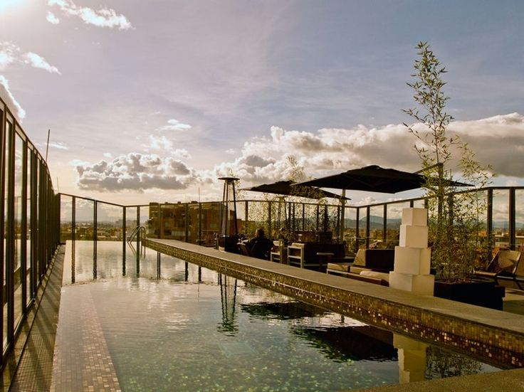 Amazing Pools At The Best New Hotels: B.O.G Hotel - Bogotá, Colombia | Condé Nast Traveler - April 17, 2013