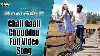 Gusa Gusa Lade Full Video Song || Gentleman Video Songs || Nani, Surabhi, Nivetha Thamas, ManiSharma - YouTube