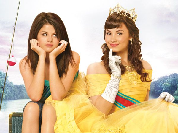 Old disney movies and shows - never watched Princess Protection Program but have heard about this movie before...