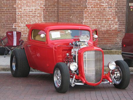 1933 chevy 3 window coupe hot rod hot rods pinterest for 1933 dodge 5 window coupe