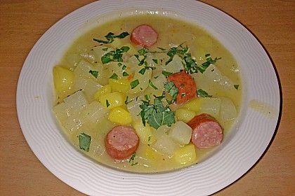 Kohlrabi - Eintopf (Rezept mit Bild) von Rince | Chefkoch.de