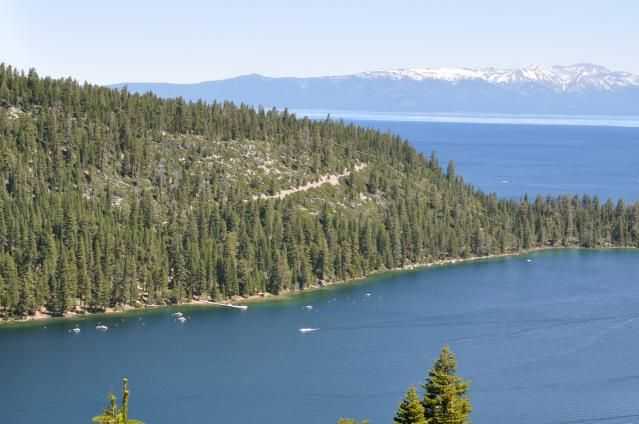 The Best Camping Spots in Lake Tahoe: Best Lake Tahoe Boat-in Camping: Emerald Bay Boat Camp