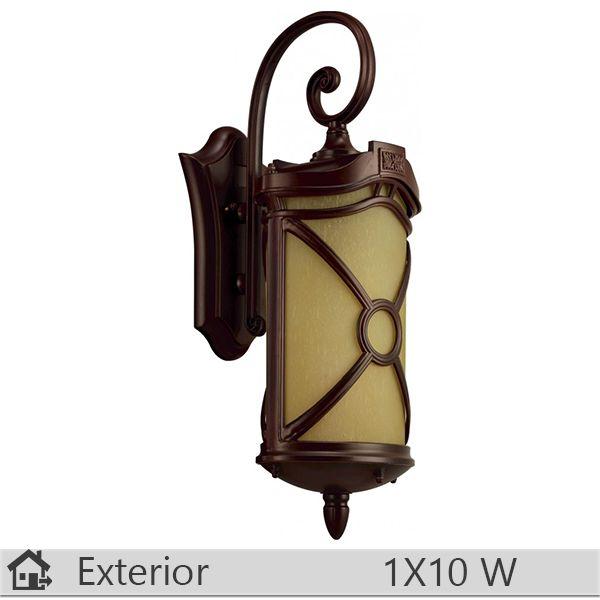 Aplica iluminat decorativ exterior Klausen, gama Dakota, model nr3 http://www.etbm.ro/