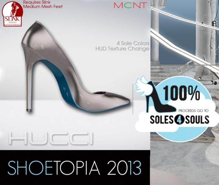 House of Hucci http://maps.secondlife.com/secondlife/Shoetopia%202/152/218/498