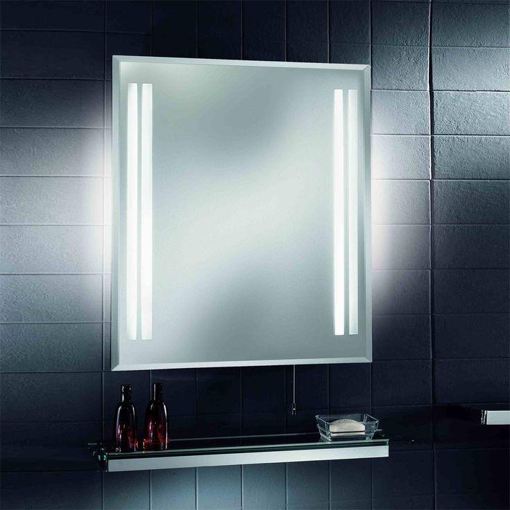 Heated Bathroom Mirror Light Mirrors Illuminated Frkfrn25el L Mirrors Illuminated