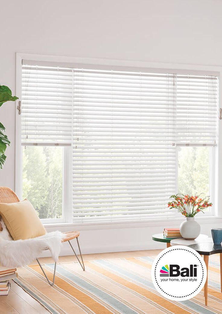 made of aluminum or textured vinyl bali horizontal blinds also known as mini blinds