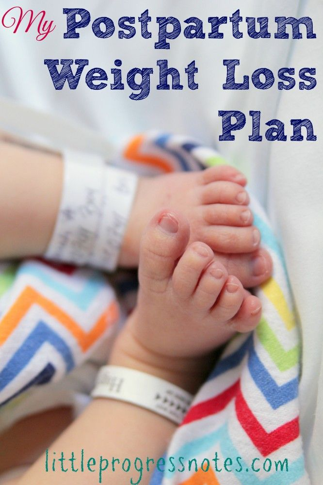 best weight loss after c section