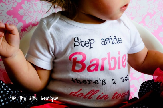 Step Aside Barbie, There's A New Doll In Town - ADORABLE!