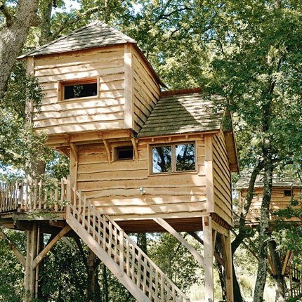 Bed & breakfast dans les  Landes,tree houses r amazing