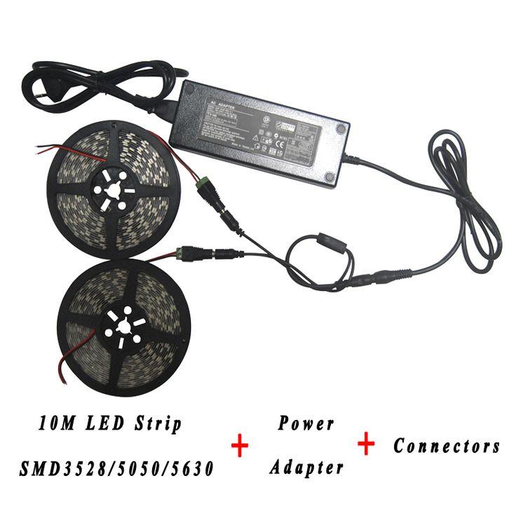 Find More LED Strips Information About 10M SMD3528/5050/5630 LED Strip  Light No