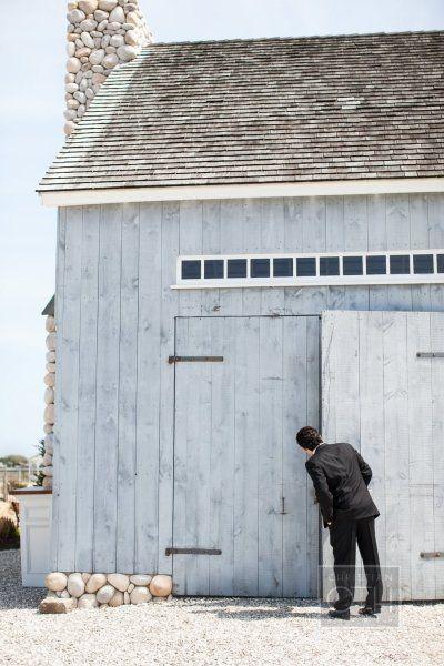 pale blue barn at http://www.bonnetislandestate.com/  Photography by Christian Oth Studio / christianothstudio.com