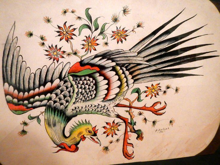 Quetzalcoatl Tattoo | Amund Dietzel, Milwaukee Art Museum | PunkToad | Flickr