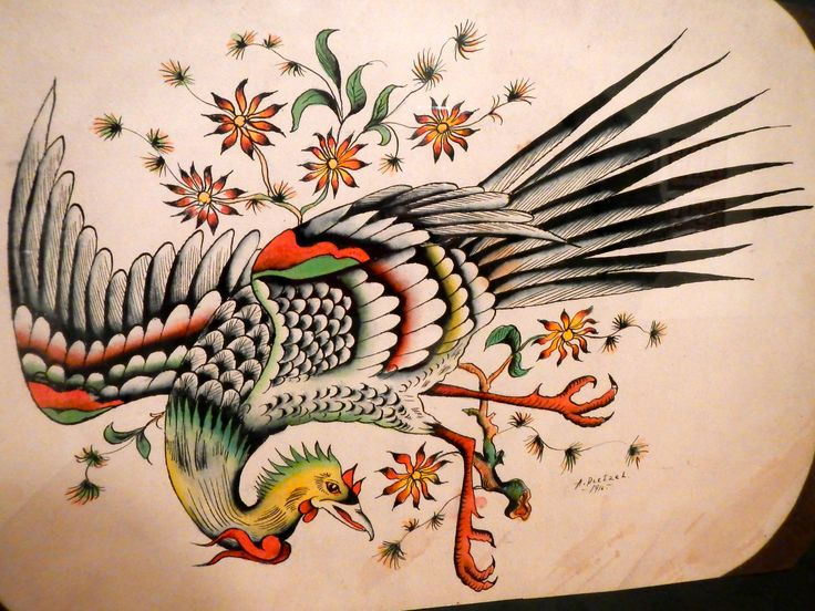 Quetzalcoatl Tattoo | Amund Dietzel, Milwaukee Art Museum | PunkToad | Flickr