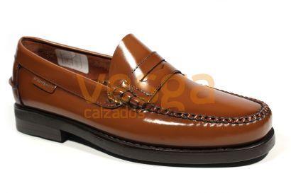 Martinelli Alcala B182-0011 Zapatos Vestir Mocasin Hombres Cuero