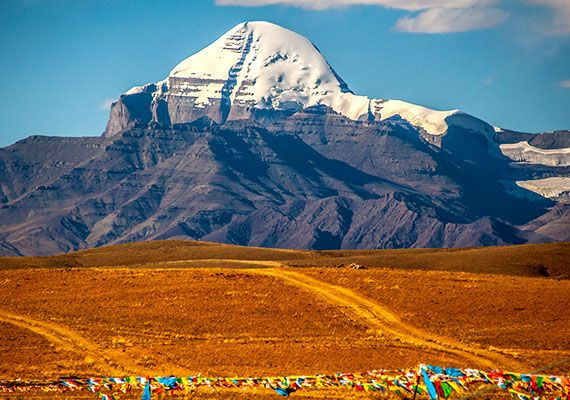 Kailash mountain, it is amazing! More on Femina.hu!