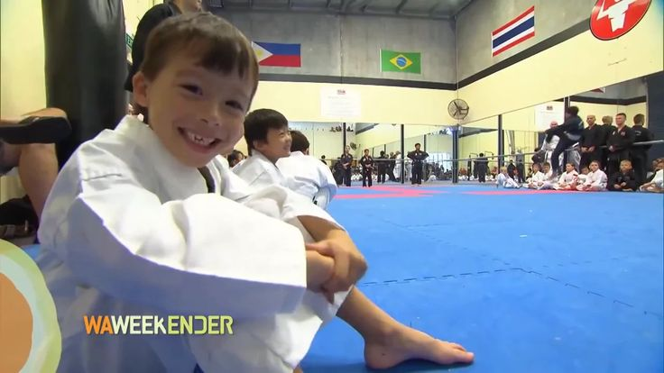 Channel 7 WA Weekender article on 29th March 2015. Todays events were the Kids Karate 6-10 years grade examination plus the adults Kali Sikaran grade examination.