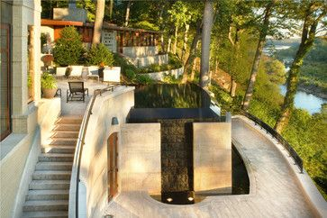 Residential Steep Slope Landscaping Design Ideas, Pictures, Remodel, and Decor - page 3