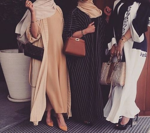fashion, style, and hijab image