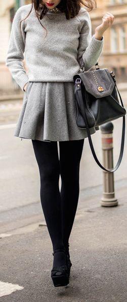 27 Winter-Outfit-Ideen, die perfekt fürs Büro sind – Lady C