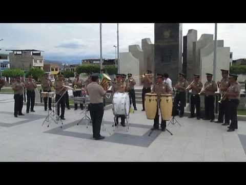 Banda de Músicos Policía Nacional del Perú - Amazonas 2