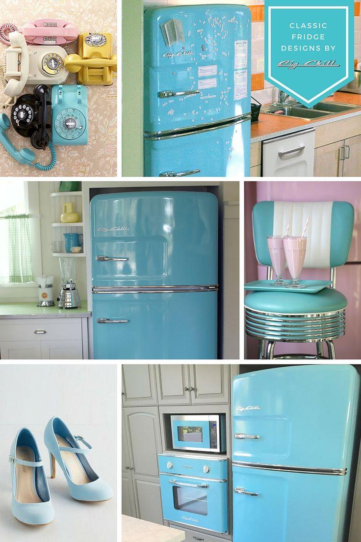 21 best Retro Home Inspiration images on Pinterest | Retro kitchens ...