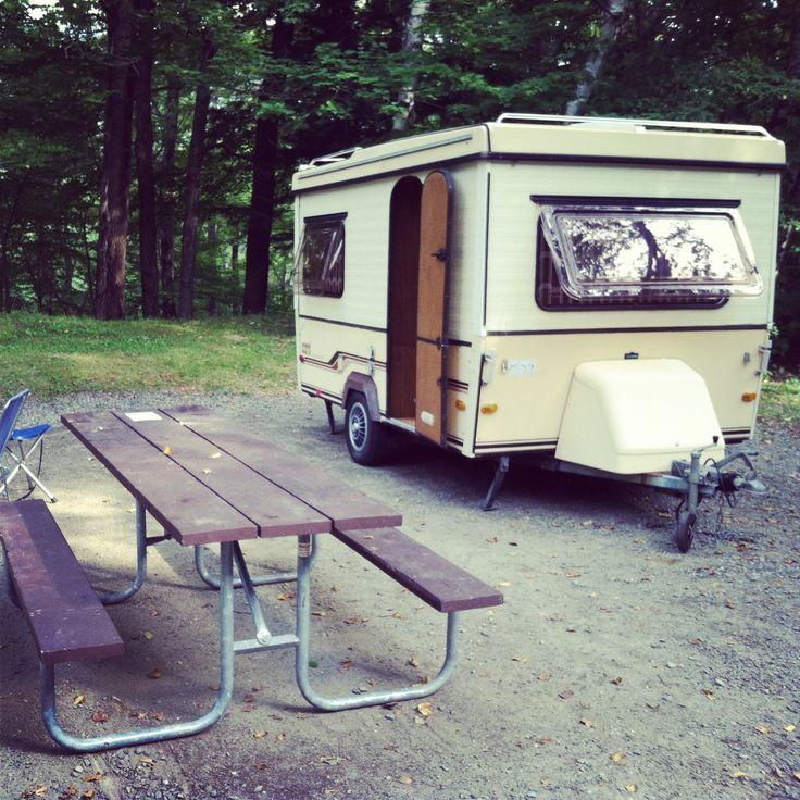Folding Caravan Esterel S15