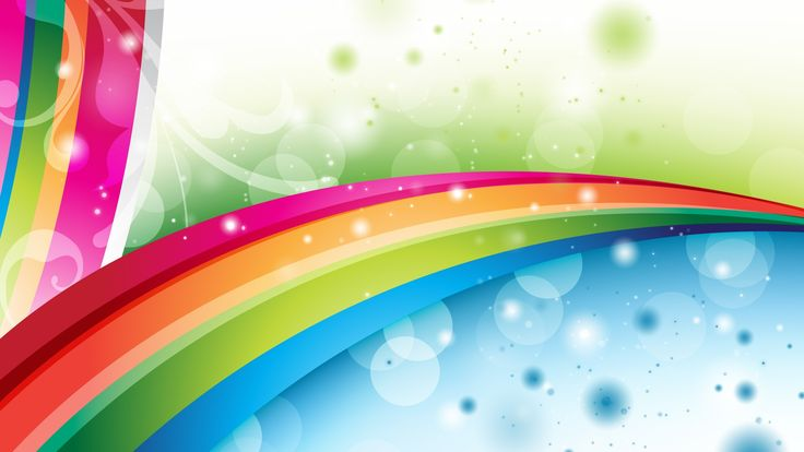 Abstract Rainbow  wallpapers hd | Abstract HD Wallpapers 3