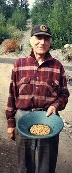 Grandpa Schnabel, Gold Rush Alaska. At over 90 years old and after suffering two heart attacks Grandpa is the Heart of the show.