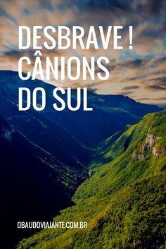 Os cânions do Sul estão entre as paisagens mais incríveis do Brasil. Um show da natureza, representando pelas fotografia de Thiago Anselmo. Saiba por que e como você deve visitar esse paraíso natural entre Rio Grande do Sul e Santa Catarina na sua próxima viagem.