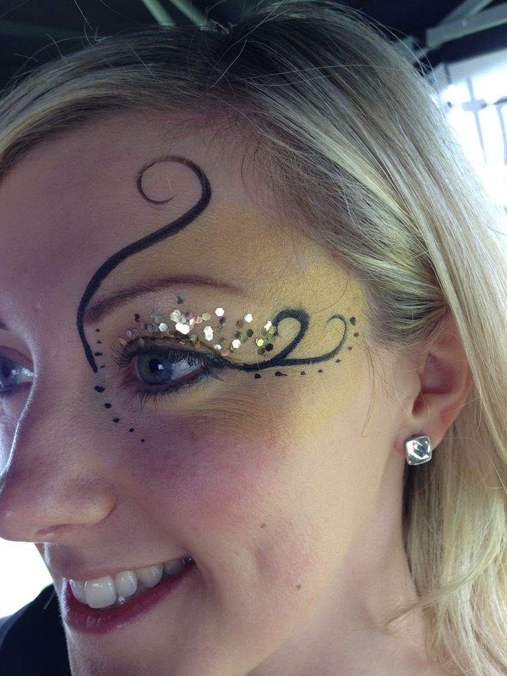 Festival face paint | Festival style and ideas ...