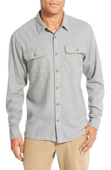 Patagonia 'Fjord' Regular Fit Organic Cotton Flannel Shirt | Nordstrom