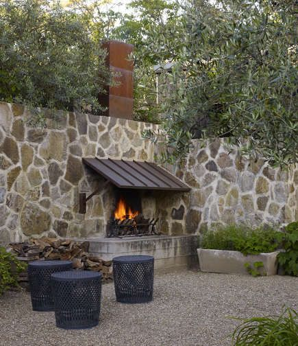 9 best chimeneas jardin images on pinterest barbacoa - Chimeneas sirvent ...