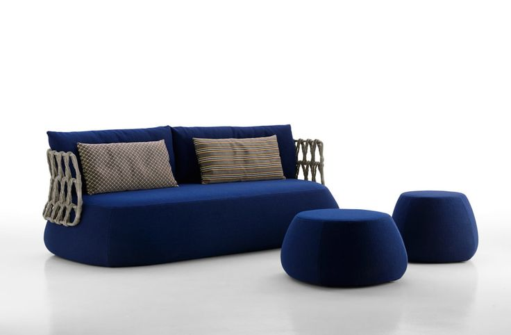 Patricia Urquiola B&B Italia-1 Fat Sofa. #sofa #BBitalia