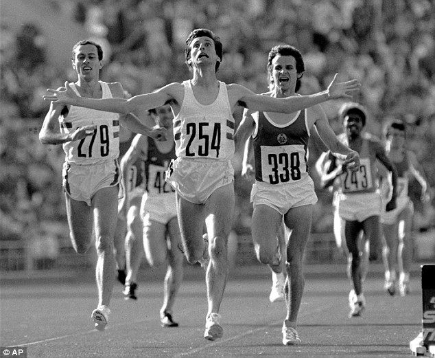 1980 Moscow Olympics 1500 m gold  Sebastian ('Seb') Coe won Olympic gold medals as a runner. Later he played a big part in bringing the 2012 Olympic Games to London. Coe became famous as an athlete. He was one of the great runners of his time  Coe was a very fast runner. He was best over 'middle distances': 400 metres, 800 metres and 1500 metres. He won four Olympic medals. He set 12 world records - a world record is when someone does something better than anyone else before.