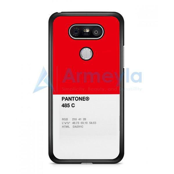 Pantone 485 C LG G5 Case | armeyla.com