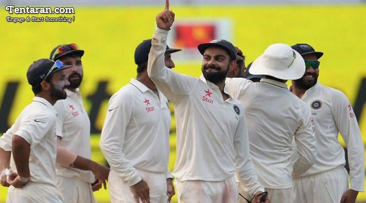 India Defeats England by an inning to win Mumbai Test