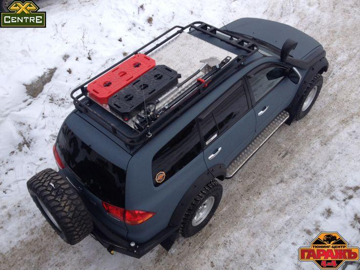 Mitsubishi Pajero Sport new MT 35''