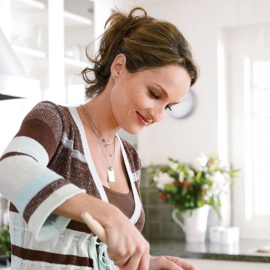 From Giada de Laurentiis to Mario Batali, star TV chefs share their kitchen secrets and must-have appliances.