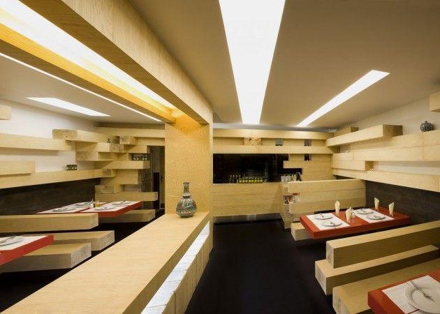 Design despace architecture dintérieur restaurant design aménagement intérieur agencement