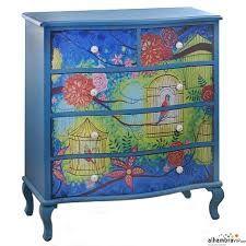 30 best images about muebles pintados on pinterest miss - Muebles pintados vintage ...