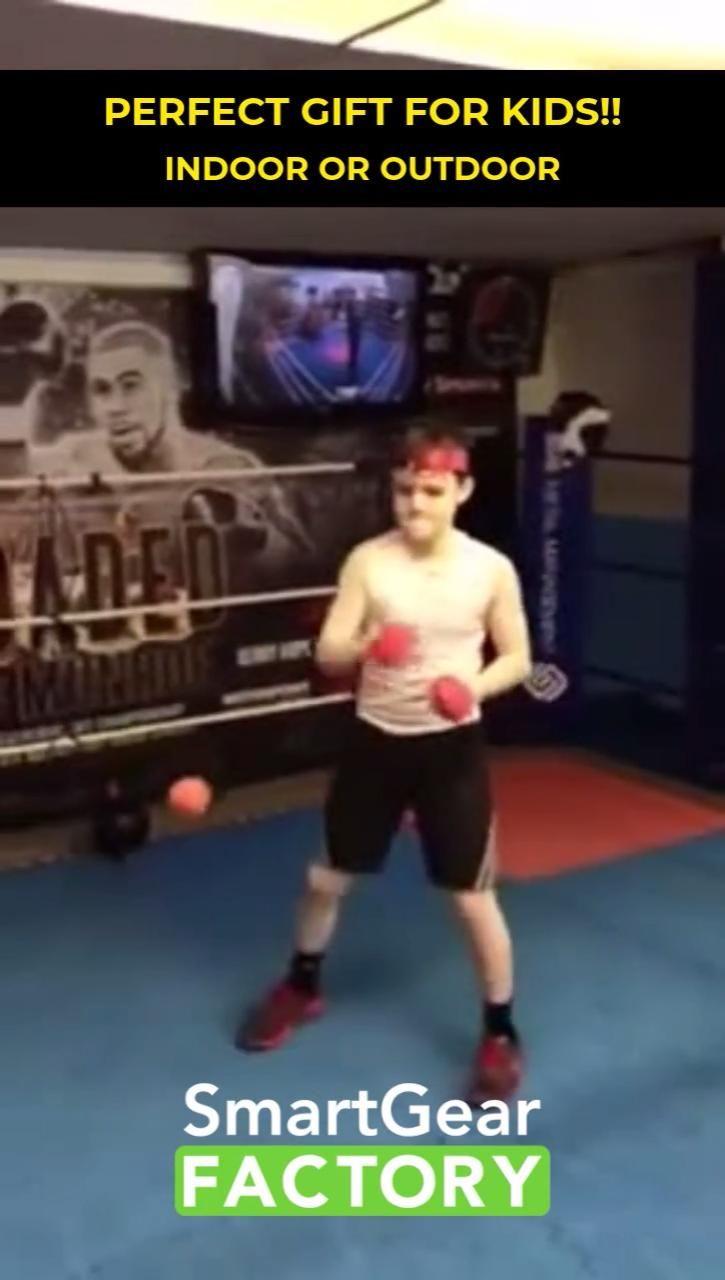 Activpulse boxing reflex ball video video in 2020