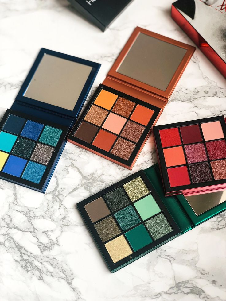 Huda Beauty Obsessions Precious Stones Collection