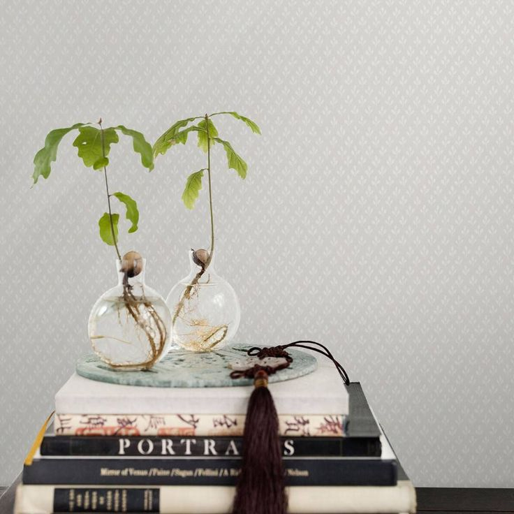 Sandberg behang Selma - light grey - Femkeido Shop