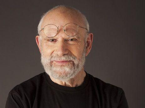 Oliver Sacks AKA my favorite neuroscientist.