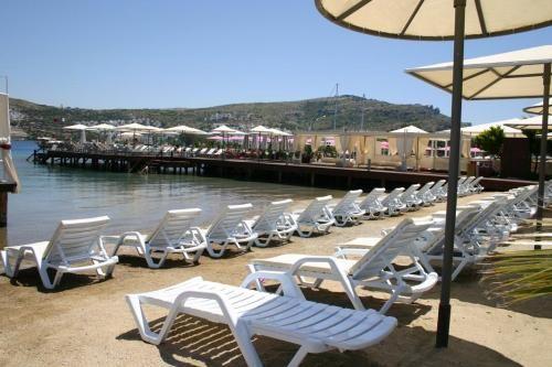 Hotel Olira Jetty Gundogan in a featured guest post on my Bodrum Peninsula Travel Guide
