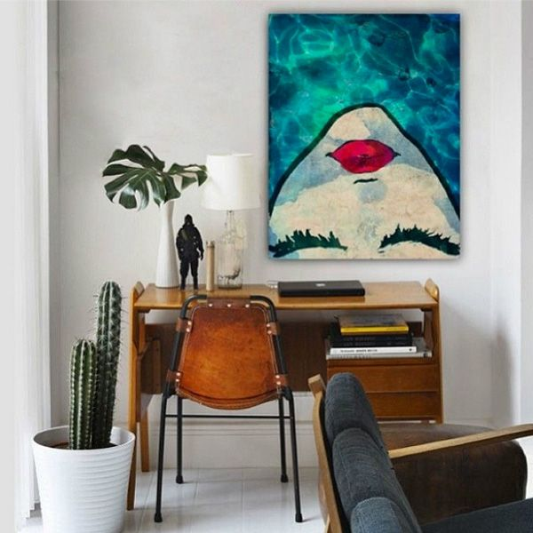 18 Instagram Feeds To Inspire Your Spring Decorating #refinery29  http://www.refinery29.com/best-home-instagram-feeds#slide-18  @inadesignerhome —The spaces featured on this Aussie profile are, in a word, divine.
