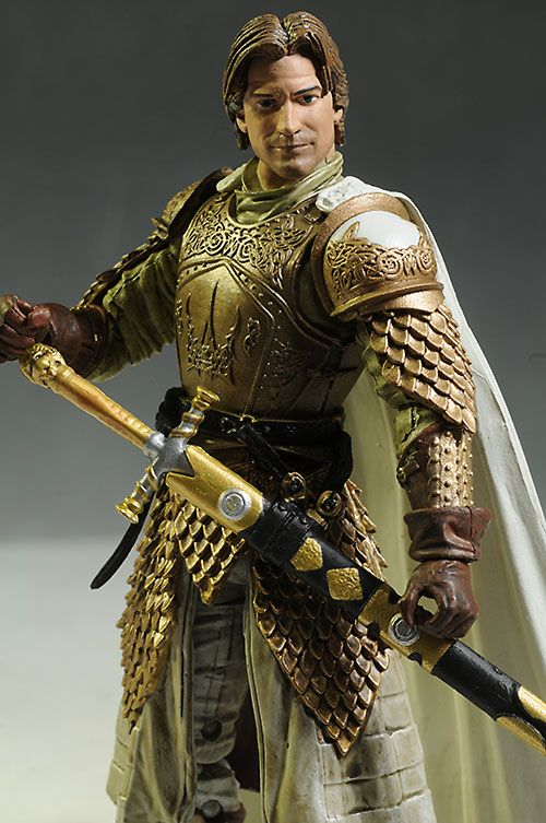 Game of Thrones Jaime & Brienne figures from Funko Game
