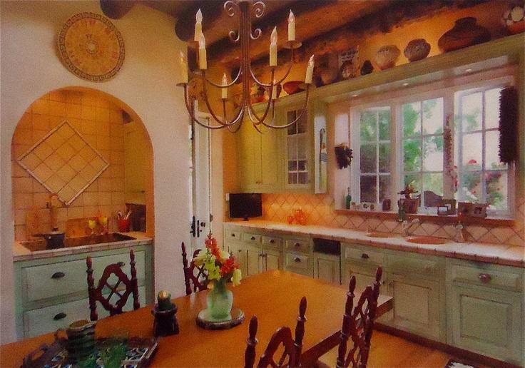 Love This Kitchen Mi Casa Pinterest Kitchens