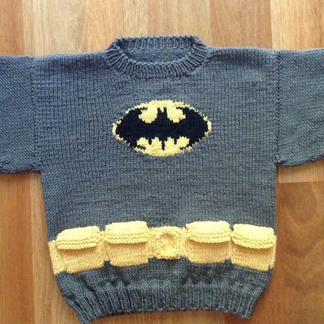 Ravelry: Mini Batman Logo Chart pattern by Elizabeth Thomas